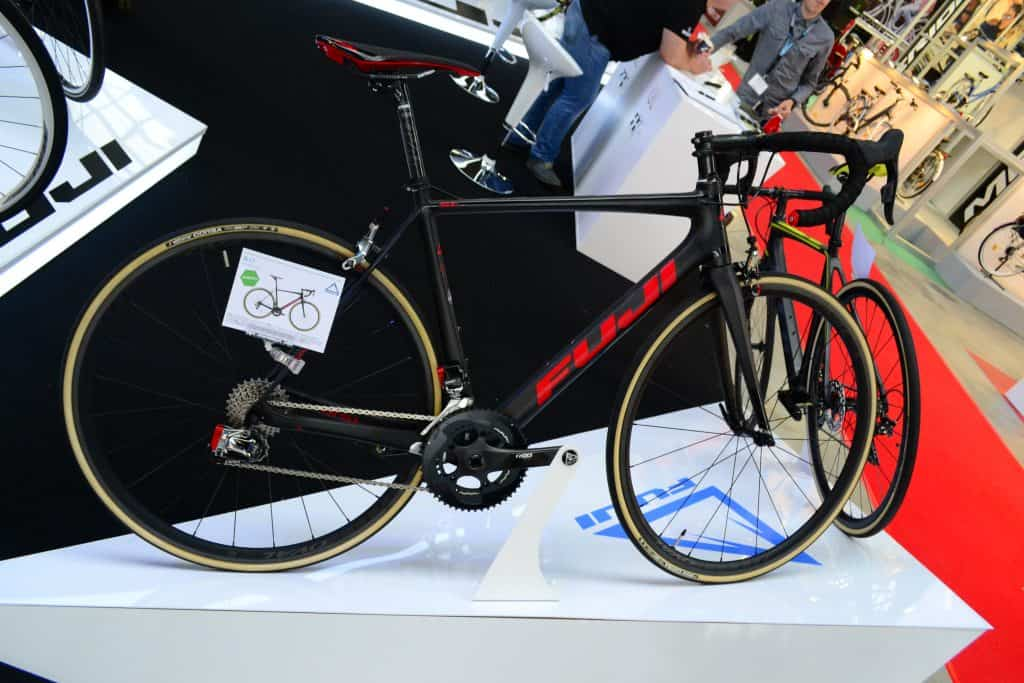 fuji sl 1.1 2018 bike-expo kielce