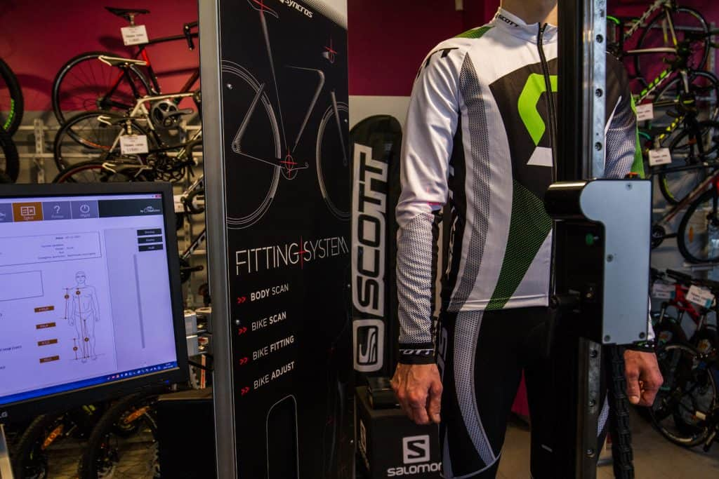 bikefitting scott windsport kraków